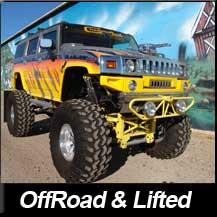off road suspension