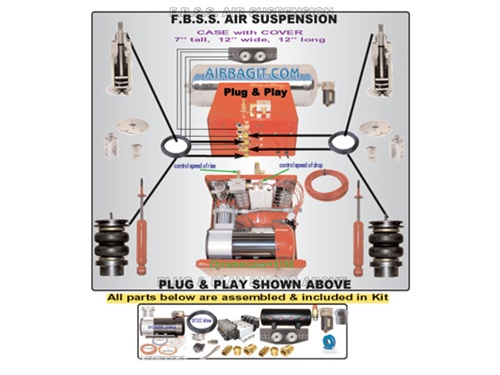 air suspensions kits