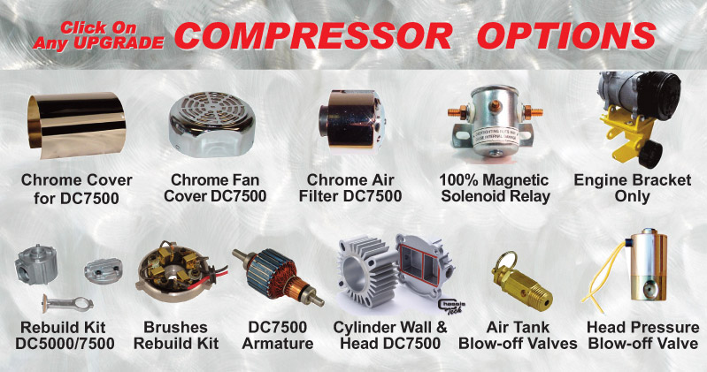 Air Compressors Accessories