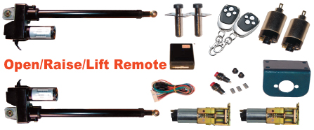 Remote Door Open Kit