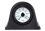 Gauge Pod with Dual Needle Gauge