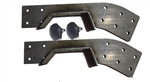C Notch C Sections for flipkits for axle clearance against frame