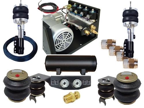 Air Ride Compressor >> Trust The Air Suspension Ride Pros; Find Exclusive Deals ...