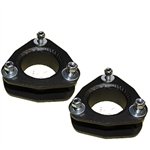 "Airbagit.com Lift DODGE DAKOTA 2"" 2005-2011 Front Leveling Steel Spacers"