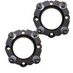 "Airbagit.com Lift TOYOTA TUNDRA-2"" 2007-2015 Front Leveling Kit Steel Spacers"