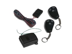 shaved door remote kits poppers