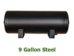 Upgrade-018 to 9 Gallon 5 Port Steel Tank