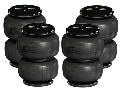 Air Ride Suspension Kits use Air Bags