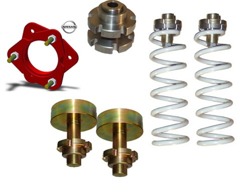 suspension lift parts
