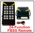 24 Function FBSS Remote