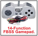 14 Function Game Pad