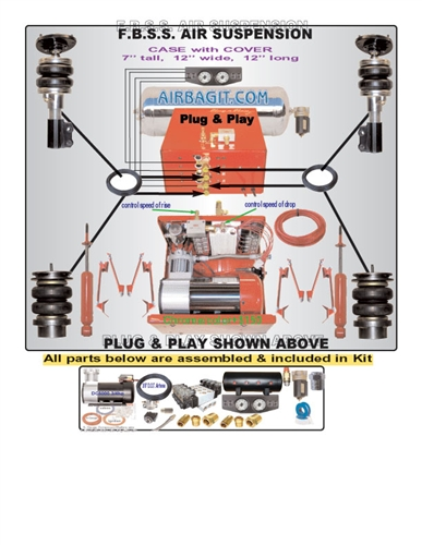 FBS SKO 35 KIT3 3 trust the air suspension ride pros; find exclusive deals on hot airbagit wiring diagram at soozxer.org