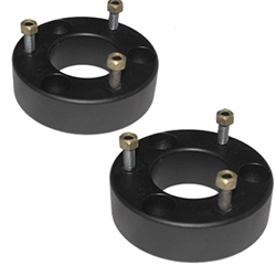 "J Airbagit.com Lift DODGE DAKOTA 2.5"" 2005-2011 Front Leveling Steel Spacers"