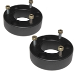 "J Airbagit.com Lift CHEVY GMC 2.5"" 2007-2015 Front Leveling Billet Spacers"