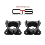 "J Airbagit.com Lift CHEVY GMC 2.5"" 2007-2015 Front Leveling Steel Spacers"
