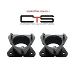 "Airbagit.com Lift TITAN ARMADA QX56 3"" 2004-2014 Front Leveling Steel Spacers"