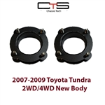 "Airbagit.com Lift TOYOTA TUNDRA-2.5"" 1999-2006 Front Leveling Kit Steel Spacers"