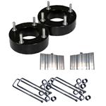 "Airbagit.com Lift TOYOTA TUNDRA-2"" 2007-2015 Front Leveling Kit Spacers Billet"