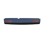 A 1994 to 2003 Chevrolet S10 S15 Rear Steel Rollpan Smoothy with 4 LEDs