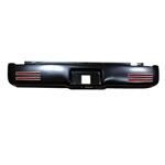 2004 to 2015 Ford F150 Rear Steel Rollpan with License and 4 LEDs