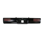 1992 to 1999 Chevrolet Suburban Steel Rollpan with License and 4 LEDs