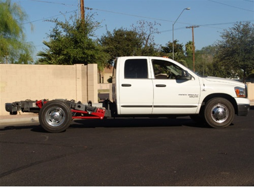 Towing Do Dually on Dodge 3500 Dually Parts