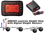 Upgrade-035 to SmartRide 8000 Controller with 5 Presets Height Only
