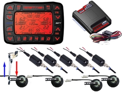 Upgrade-036 to SmartRide 9000 Controller with 5 Presets Pressure & Height